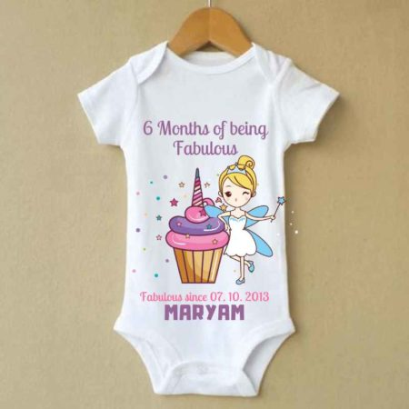 Birthday Baby Rompers | knitroot