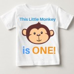 Happy Birthday Tshirt For Baby knitroot