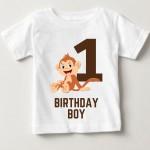 Birthday Boy-T-shirt | knitroot