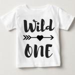 First Birthday T-shirt | knitroot
