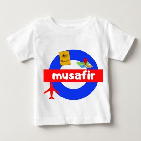 Musafir kids T-shirts|knitroot