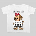 Fathers Day Kids T-shirt | Knitroot