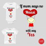 Maasi say yes