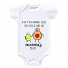 Mother Love   custom baby rompers   Knitroot