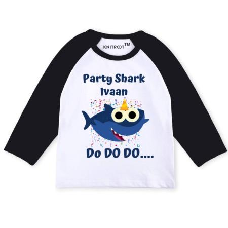 Party Shark Do Do | knitroot