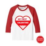 1st valentine's day gift