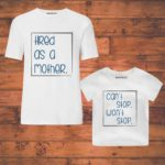 funny mother daughter shirts