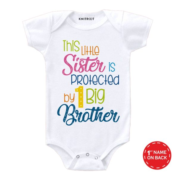 this is sister is protected by her brother