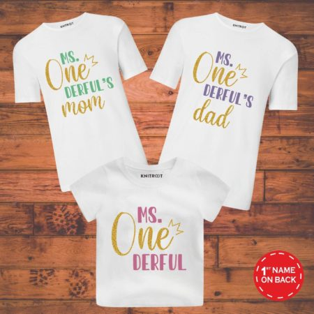 combo t shirts for family