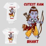 Cutest Ram Bhakt 2 Baby Wear