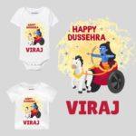 Happy Dussehra Baby Wear