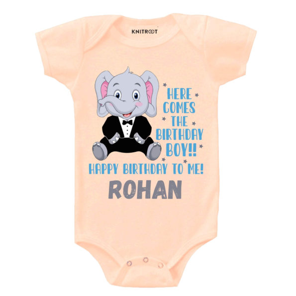 Here Comes The Birthday Boy!! Baby Wear (2)