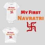 My First Navratri Baby Wear