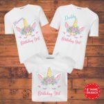 Family Combo T-shirts (3)