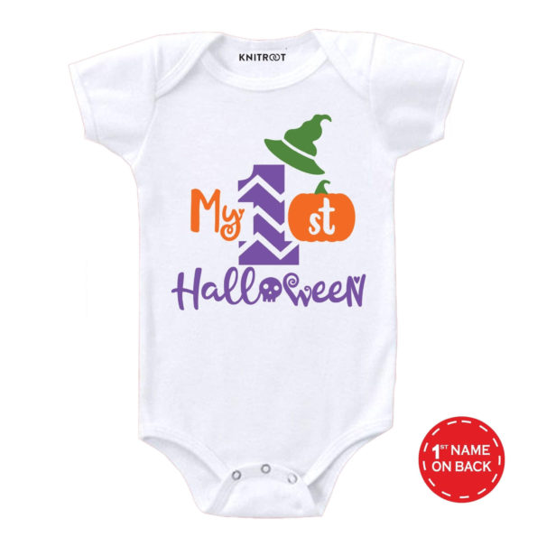 My 1st Halloween 2 Onesie