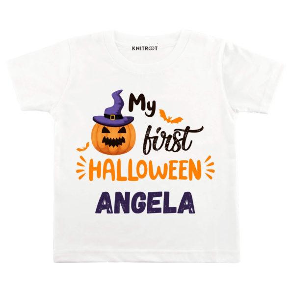 My First Halloween 2 T-shirt