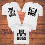 The Actual Boss Combo