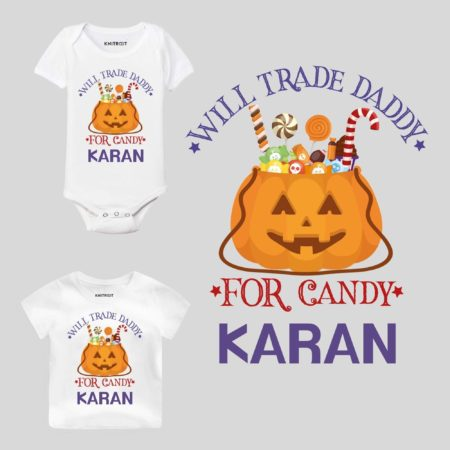 Will Trade Daddy For Candy