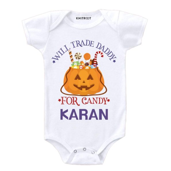 Will Trade Daddy For Candy Onesie