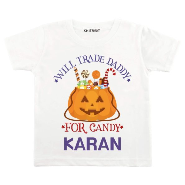 Will Trade Daddy For Candy T-shirt