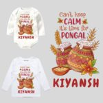 Cant keep calm its time for pongal baby wear