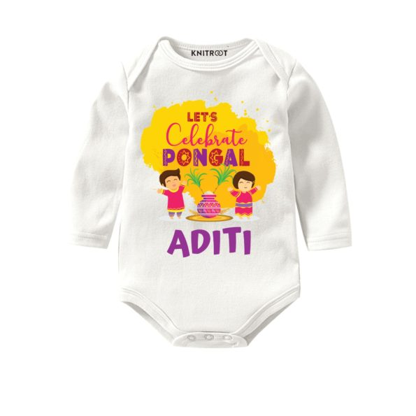 Celebrate pongal outfit