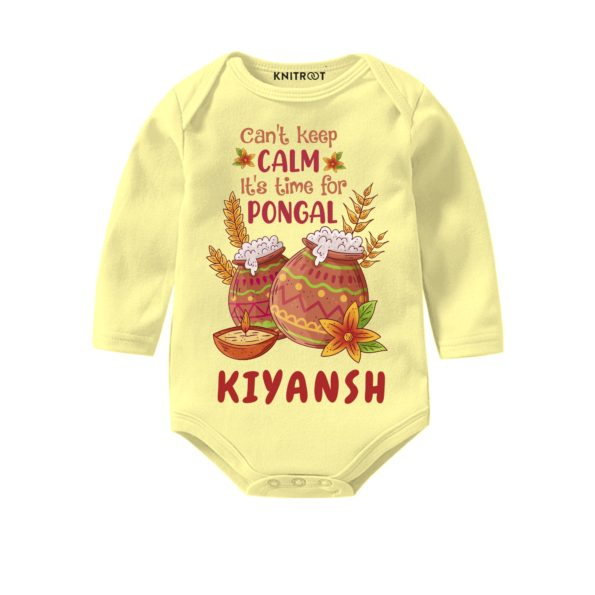 For pongal baby wear