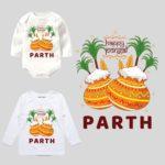 Happy pongal kids cloth
