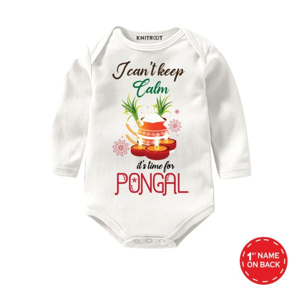 I cant keep calm time for pongal