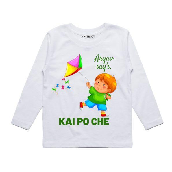 Kai po che boy