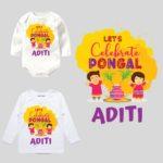 Lets celebrate pongal baby wear