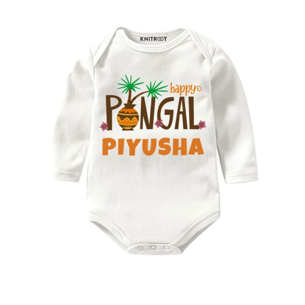 Pongal baby outfit