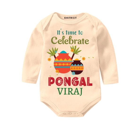 Time to celebrate pongal