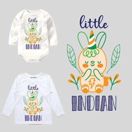 Little Indian Baby Outfit