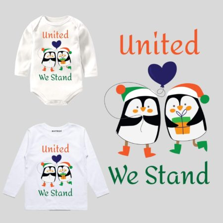 United We Stand stated T-shirt