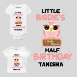 Birdie's Half Birthday wear