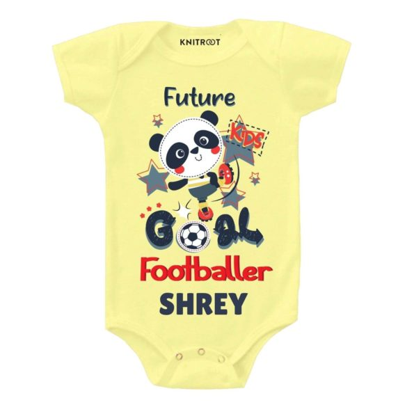 Future Footballer Personalized oufit