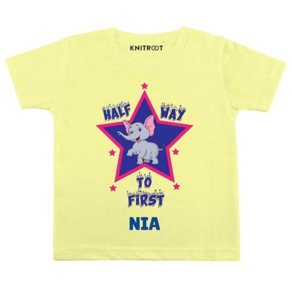 Half way Birthday Clothes