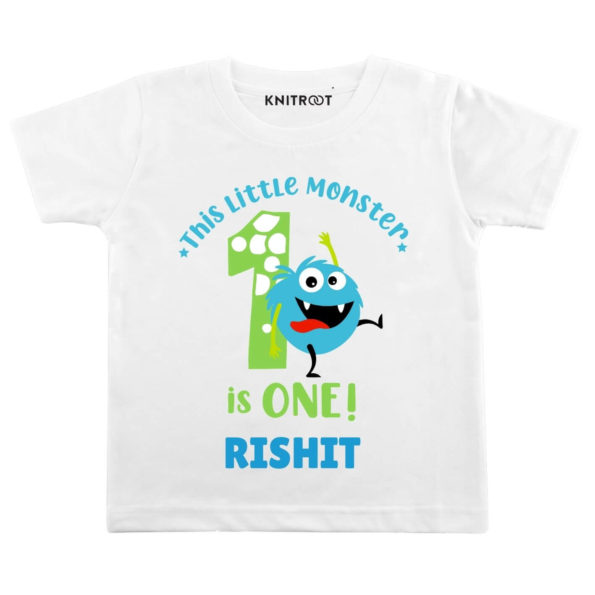 Little Monster is one Toddler wear