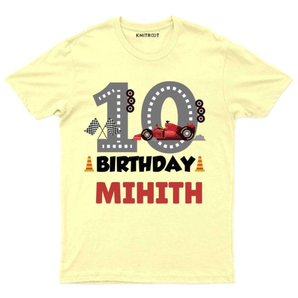 10 Birthday Kids T-shirt