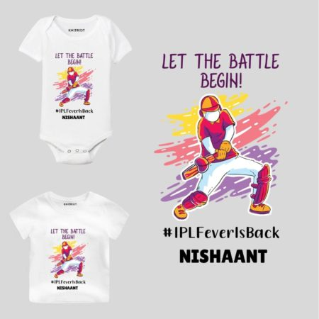 IPL Fever Personalized wear
