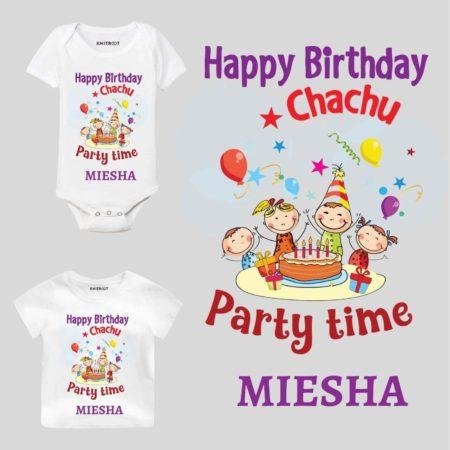 Party Chachu Birthday