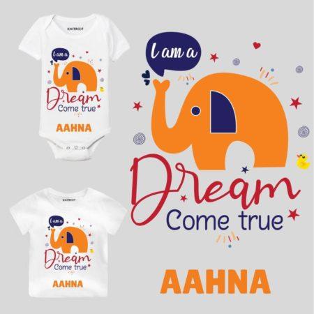 Dream come true Baby wear