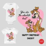Absolute best Daddy Birthday wear