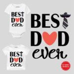 Best Dad personalized wear