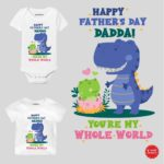 Dadda my whole world Outfit