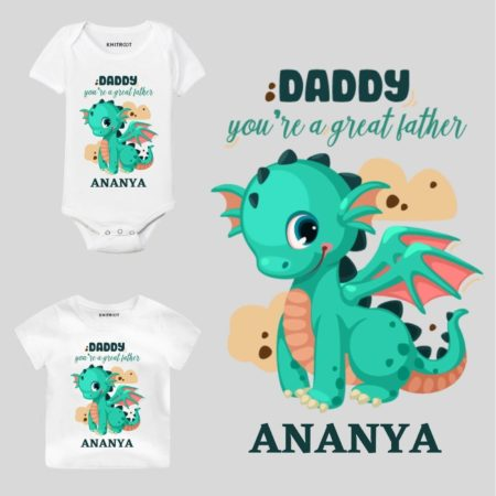 fathers day baby clothes