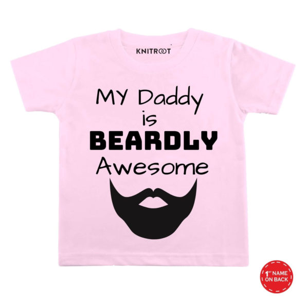 Daddy is Awesome baby wear
