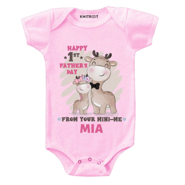 Happy 1st Father's day-deer Wear