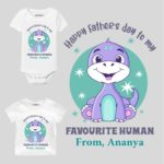 happy fathers day baby clothes